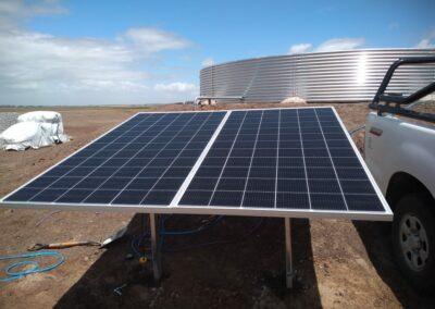 Bombeo Solar 60.000 l-dia